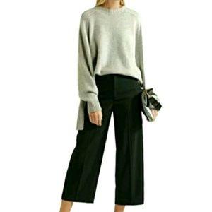 🆕Vince High Waist Wide Crop Pants Size 6